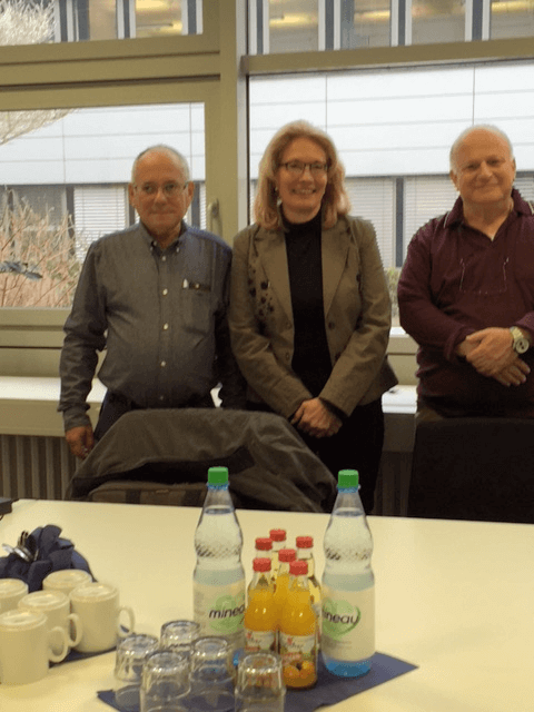 A Visit to Carl von Ossietzky University of Oldenburg, Germany