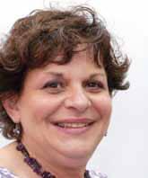 Dr. Teresa Lewin, Head of the Department