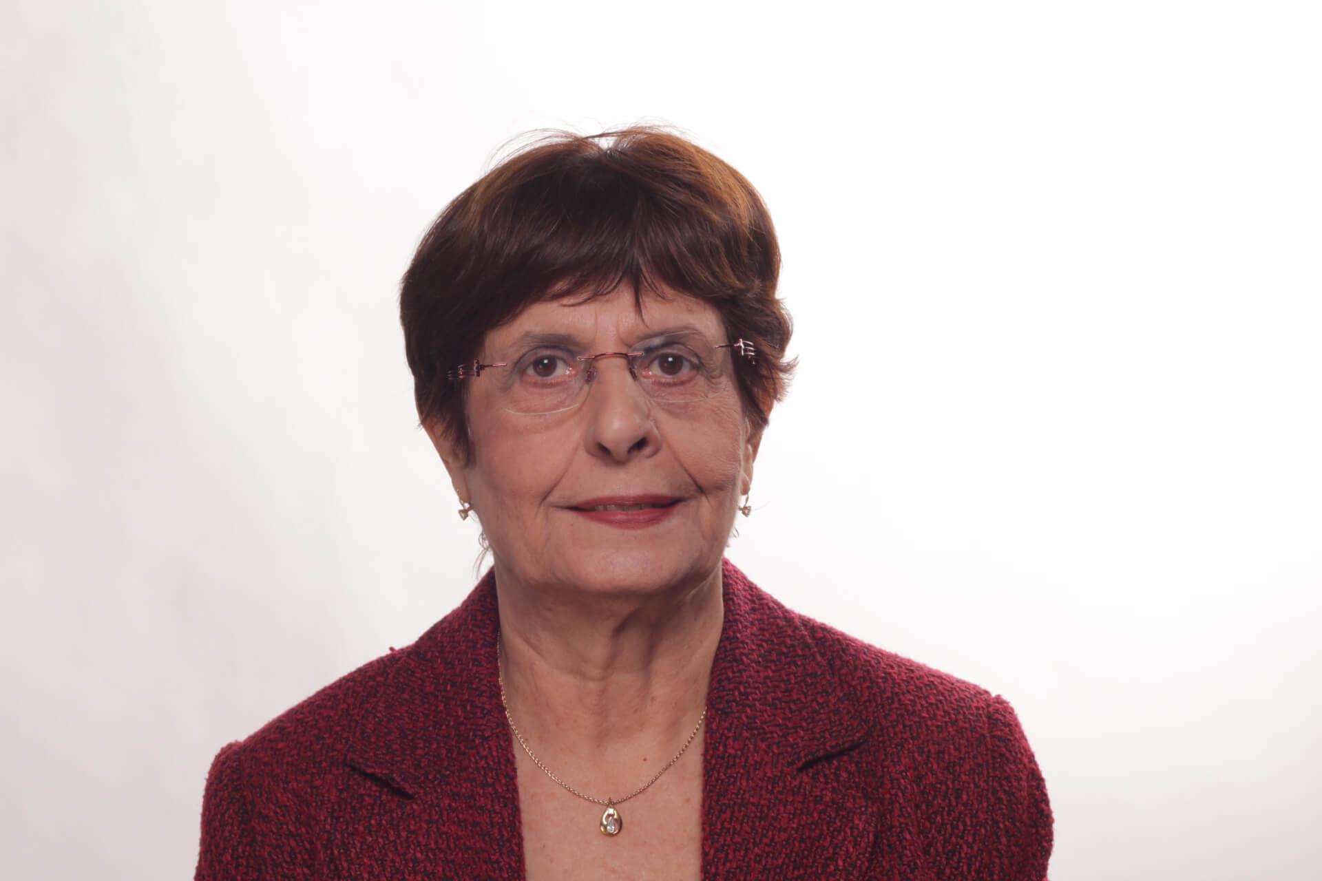 פרופסור לאה קוזמינסקי נשיאת המכללה